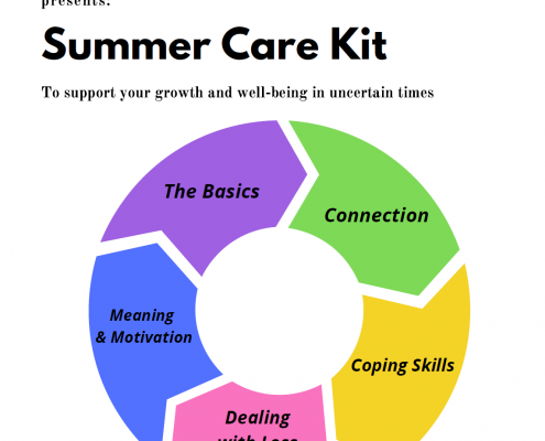 CAPS Care Kit Graphic