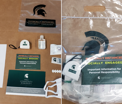 photo of spartan safety kit