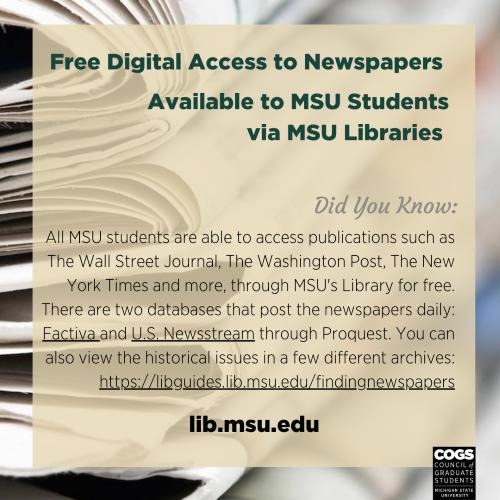 digital news access