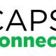 caps connect logo