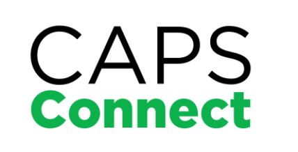 caps connect logo