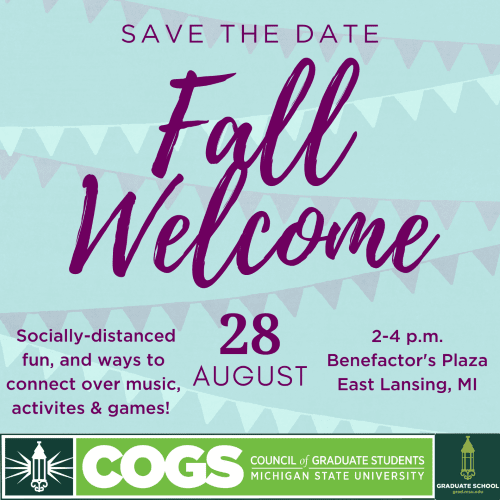 COGS GAC 2021 Poster save the date